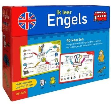 Deltas Ik leer Engels voor kinderen - 90 kaarten