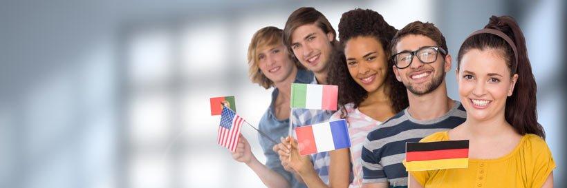 Taalcursussen voor 130 talen - Direct online starten