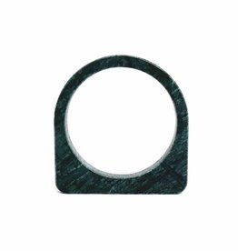 Marble bracelet No.5   Green