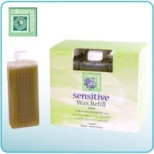 Clean & Easy wachsfüllvorgang C & E Sensitive große (80 ml)
