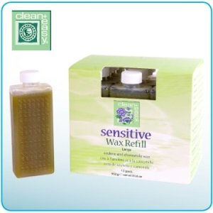 Clean & Easy Wax filling C&E sensitive large (80 ml)