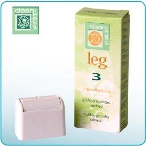 Clean & Easy wachswalze Beine, große