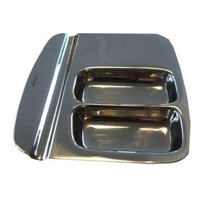Dimax Edelstahl-Rührschüssel