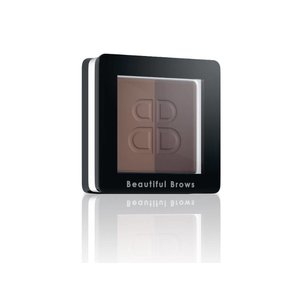 Fab Brows Beautiful eyebrow kit duo light brown / medium brown