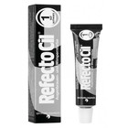 Refectocil Eyelashes and eyebrows Paint It Black 15 gr (1) - set of 2 pieces