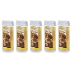 ItalWax 5x wax cartridge 100 ml honey