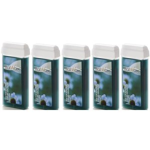 ItalWax  Wachspatronen Azulene 5x 100 ml