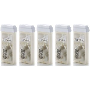 ItalWax 5x wax cartridges white chocolate 100 ml