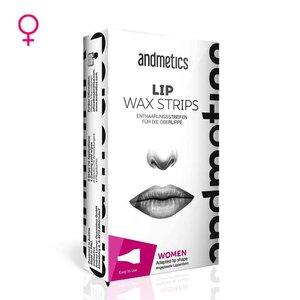 Andmetics Lip Wax Strips Women