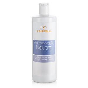 Xanitalia Neutral 500ml massage oil
