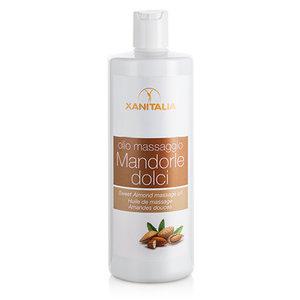 Xanitalia Massageolie zoete amandel 500ml