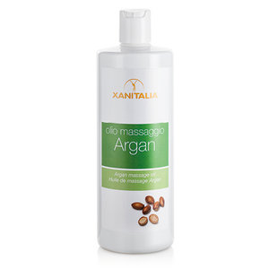 Xanitalia Argan massage oil 500ml