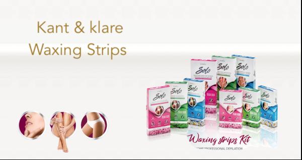 kant & klare waxing strips