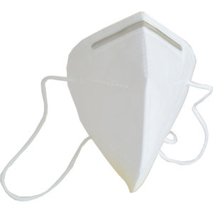 Mundmaske - weiß -  FFP2- 2 Stck