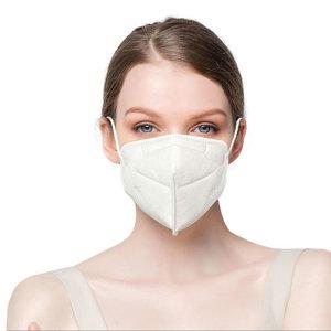 Dochem Mouth mask - white - FFP2- 2 pcs