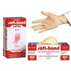 Soft-Hand Powder-free latex gloves