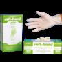 Soft-Hand Latexhandschuhe leicht gepudert - 100 Stück