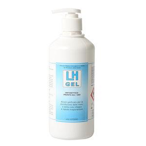 Xanitalia Desinfektionsmittel Handgel mit Pumpe 500ml