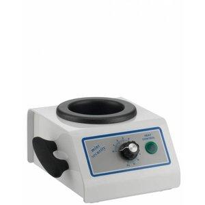 Dimax Sicherheits-Mini-Wachserhitzer 100ml | Ideal zum Wachsen des Gesichts