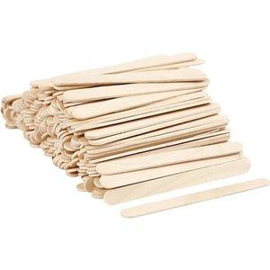 Holzspatel 100 Stücke klein