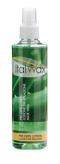 ItalWax Pre Wax Lotion Aloe Vera