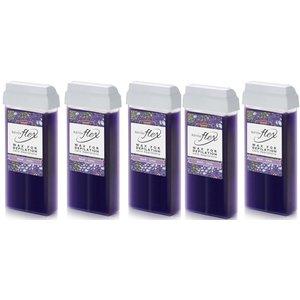 ItalWax 5x Flex Wine wax cartridge 100ml