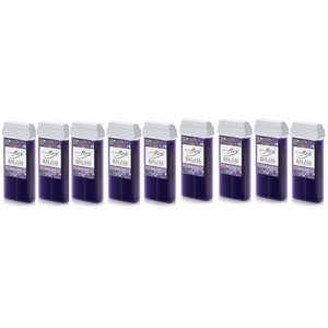 ItalWax 9x Wachspatrone Flex Wine 100ml