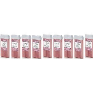 ItalWax 9 x Harspatroon Flex Rozenolie 100ml | voordeelset