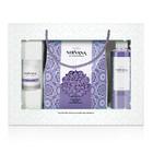 ItalWax Cadeau verpakking  Nirvana Spa  Lavendel