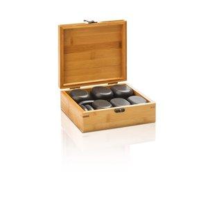 Xanitalia Hot Stone Massage Stenen Complete Set