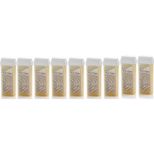 ItalWax 9x Zinc  wax cartridges 100 ml