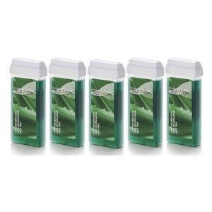 ItalWax 5x Wachspatrone 100 ml Aloe Vera