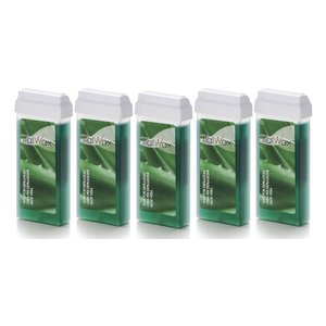 ItalWax 5x wax cartridge 100 ml Aloe Vera