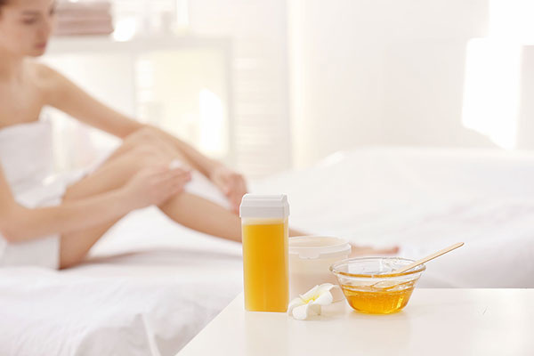 How to start waxing yourself?