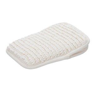 Xanitalia Square cotton scrub sponge,  cm16,5X11,5