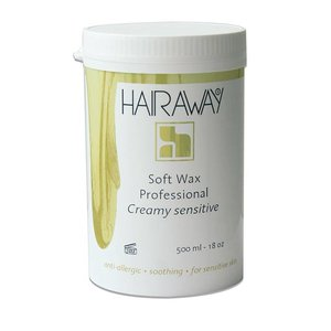 Hairaway Professional wax for sensitive and allergic skin