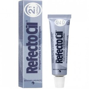 Refectocil Eyelashes and eyebrows color Deep Blue 15 gr (2.1)