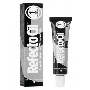 Refectocil Eyelash and eyebrow color Paint It Black 15 gr (1)