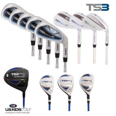 U.S. Kids Golf Tour Series 63 Einzelschläger Stahl