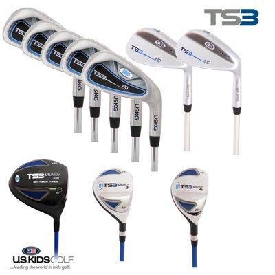 U.S. Kids Golf Tour Series 10 Schläger-Set Stahl