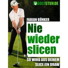Fabian Bünker Nie wieder  slicen