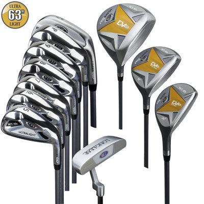 U.S. Kids Golf Ultralight 63 Einzelschläger