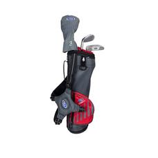 U.S. Kids Golf Ultralight - 3 Schläger-Carry-Bag-Set