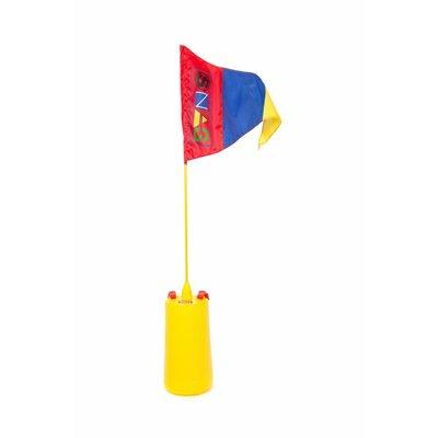 SNAG Golf Flagsticky