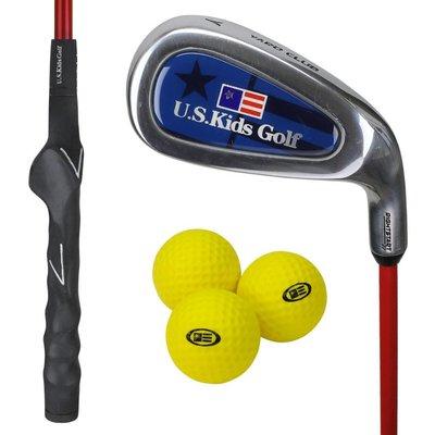 U.S. Kids Golf Yard Club RS 39 Set inkl. 3 Softbällen