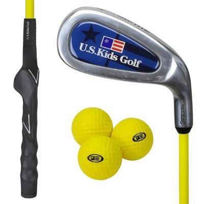 U.S. Kids Golf Yard Club RS 42 Set inkl. 3 Softbällen