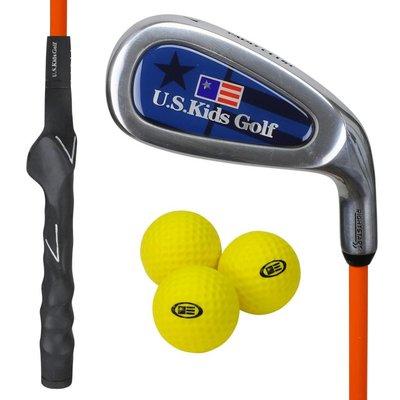 U.S. Kids Golf Yard Club RS 51 Set inkl. 3 Softbällen