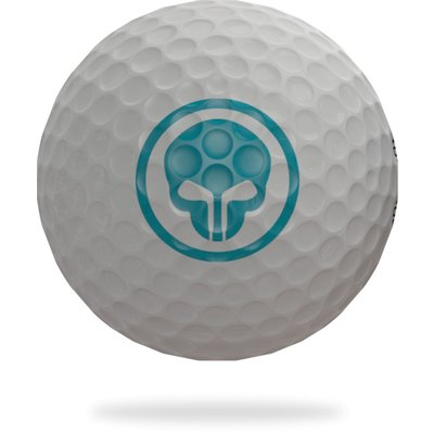 FOREACE 3 Pieces Golfball - Poseidon