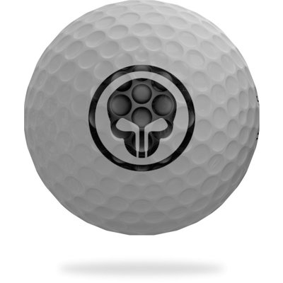 2 Pieces Golfball - Hades
