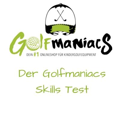 So trainiert dein Kind erfolgreich - der Golfmaniacs Launch Monitor Skills Test
